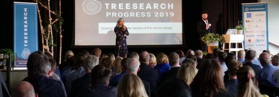 Treesearch Progress 2019
